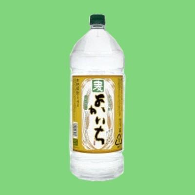 宝 よかいち 麦焼酎 エコペット 25度 4000ml(1)