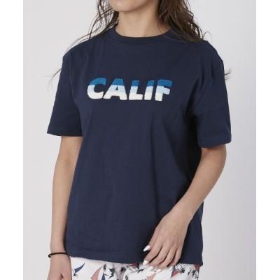 tシャツ Tシャツ 【OP / オーピー】レディース半袖プリントTシャツ / サーフカジュアル