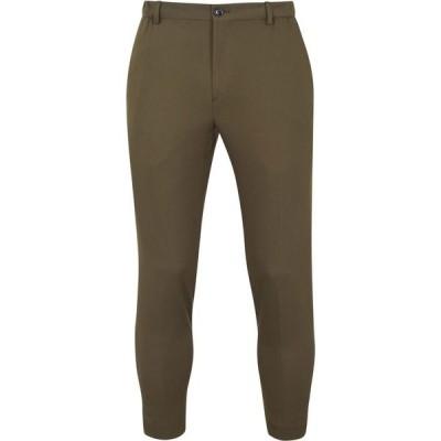 カルバン クライン Calvin Klein Menswear メンズ ボトムス・パンツ テーパードパンツ Tapered Pants Olive Green