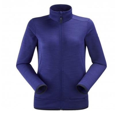 法國【EiDER】女保暖透氣外套 / 9EIV4978 藍紫