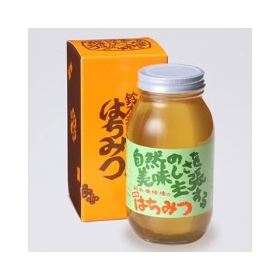 純粋アカシアはちみつ 自然の美味しさを主張する蜂蜜 1.2kg 長野県 鈴木養蜂場 お取り寄せ お土産 ギフト プレゼント 特産品 名物商品 敬老の日 おすすめ