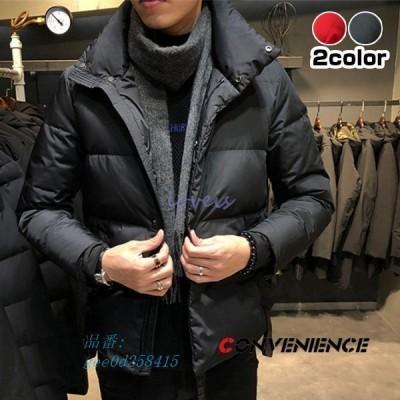 メンズ 大きいサイズ 中綿ダウンジャケット 中綿コート アウター 中綿ジャケット 20代 きれいめ 大きいサイズ 上品 お洒落 40代 30代 防寒 暖かい