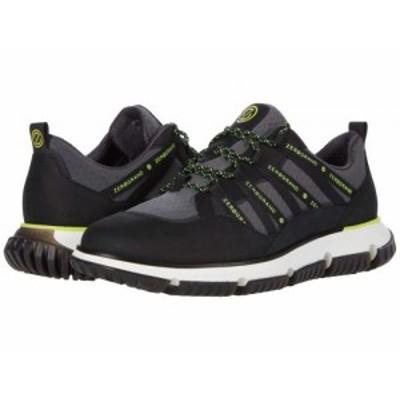 Cole Haan コールハーン メンズ 男性用 シューズ 靴 スニーカー 運動靴 4.Zerogrand SeventyFive Sneaker Black Nubuck/Grey【送料無料】