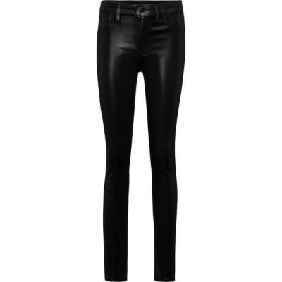 ジェイ ブランド J Brand レディース ジーンズ・デニム ボトムス・パンツ Maria coated skinny jeans Stellar Black