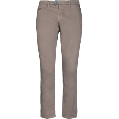 VICTOR B パンツ 鉛色 50 コットン 98% / ポリウレタン 2% パンツ