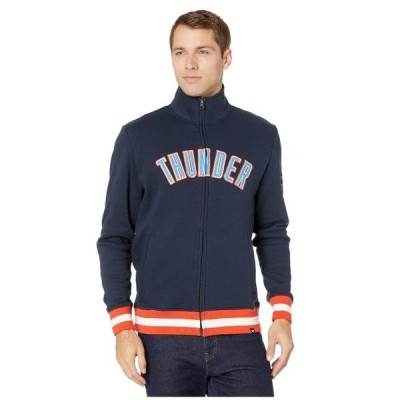 ユニセックス ジャケット コート Oklahoma City Thunder Legendary Track Jacket