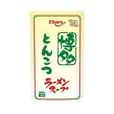 エバラ ラーメン百景 博多とんこつラーメンスープ 1kg