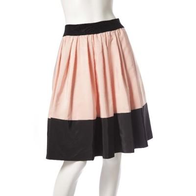 エドワード アシュール EDWARD ACHOUR スカート プリーツ レディース 432003 1928B ピンク