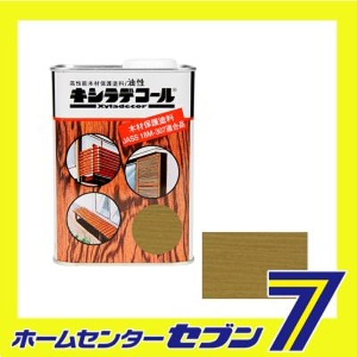 キシラデコール 0.7L 115 スプルース  [建築 住宅資材 接着剤 塗料 オイル塗料]