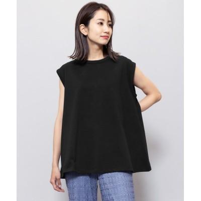 mili an deni / 310gノースリーブTシャツ WOMEN トップス > Tシャツ/カットソー