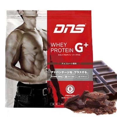 DNS ジープラス ホエイプロテイン G+ 1000g グルタミン チョコレート/ストロベリー