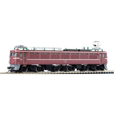 TOMIX HOゲージ EF81形 81号機 復活お召色 HO-2009 鉄道模型 電気機関車