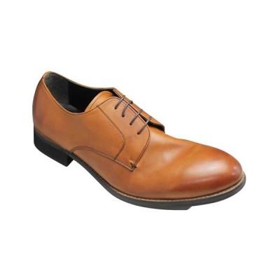 ヒロミチ ナカノ/BIGサイズ/ドレスカジュアル(プレーントゥ)/397H(ブラウン)/替え紐付き/メンズ 靴