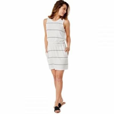 カーヴデザイン Carve Designs レディース ワンピース ワンピース・ドレス Camila Dress Cloud Vintage Stripe