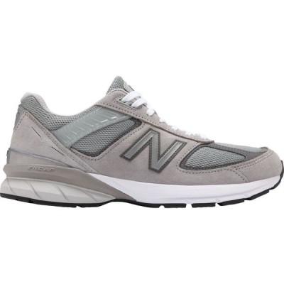 ニューバランス New Balance メンズ スニーカー シューズ・靴 M990V5 Shoes Grey/White