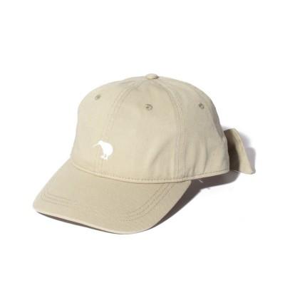 【カンタベリー】 W'S RIBBON CAP レディース カーキ フリー canterbury