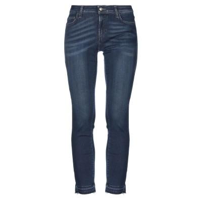 ロイ ロジャース ROŸ ROGER'S ジーンズ ブルー 25 紡績繊維 ジーンズ