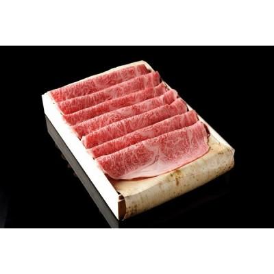 松阪牛 特選 ロース すき焼き( サーロイン リブロース芯 ) 400g