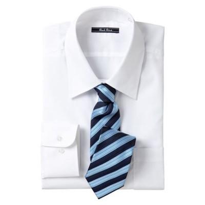 形態安定ビジネスシャツ(長袖)/A(レギュラーカラー)/LL