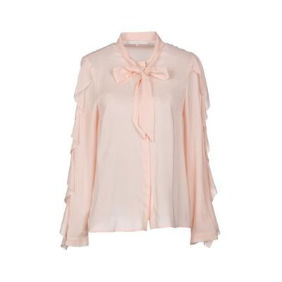 ロートレ ショーズ L' AUTRE CHOSE シャツ ピンク 42 レーヨン 92% / ポリウレタン 8% シャツ