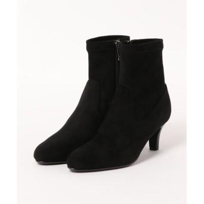 modaClea / ストレッチショートブーツ WOMEN シューズ > ブーツ
