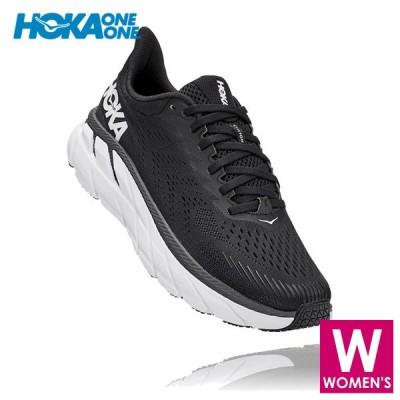 HOKA one one(ホカ オネオネ) レディース ロード ランニングシューズ CLIFTON 7 WIDE【ランニング ジョギング マラソン トレーニング フィットネスジム 靴】