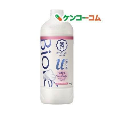 ビオレu ザ ボディ The Body 泡タイプ ブリリアントブーケの香り つめかえ用 ( 450ml )/ ビオレU(ビオレユー)