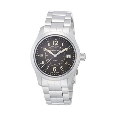 Hamilton Men's Analogue Quartz Watch with Stainless Steel Strap H68201193 並行輸入品