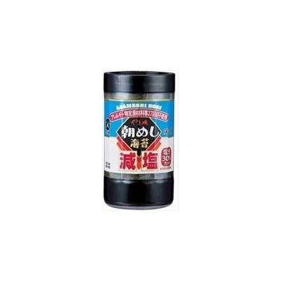やま磯 減塩朝めし海苔味カップ 32枚×5入