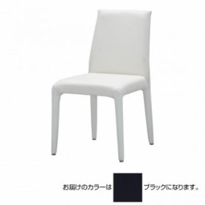 MIKIMOKU ミキモク チェア MSC-7109 ブラック(PVC)