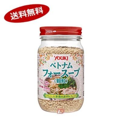 送料無料 ベトナムフォースープ 顆粒 ユウキ食品 100g 12個