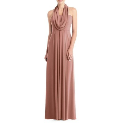 ドレッシーコレクション レディース ワンピース トップス Long Multi-Way Loop Dress
