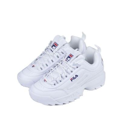フィラ メンズ スニーカー 靴 FILA DISRUPTOR 2 PREMIUM ディスラプター2 厚底 ダッドシューズ