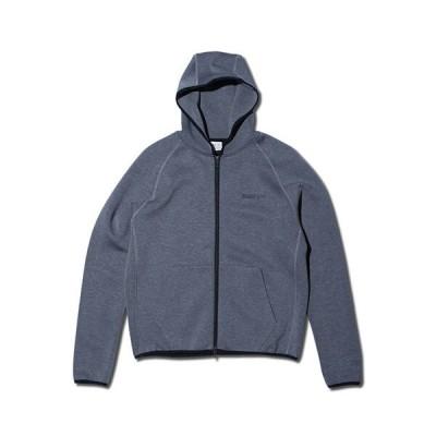 AKTR Warm Air Knit Zip Parka(アクター ウォーム エア ニット ジップ パーカー) グレー