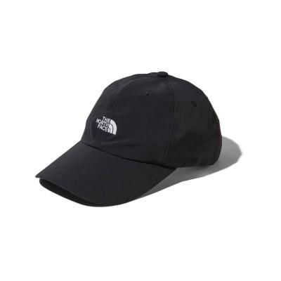 ノースフェイス帽子 キャップ トレッキング 登山 バーブ NN01903 KブラックM