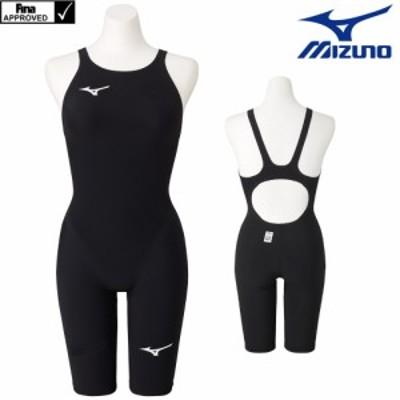 ミズノ 競泳水着 レディース GX SONIC NEO TF Fina承認 ハーフスーツ 布帛素材 競泳全種目 短距離 中・長距離 選手向き MIZUNO TECHNICAL