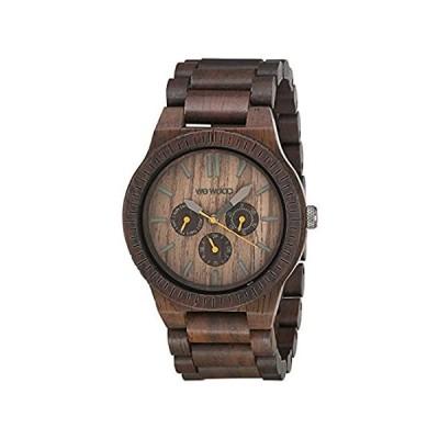 WeWood Kappa Wood Watch (Chocolate)