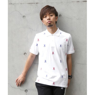 Psycho Bunny / Embroidery ポロ MEN トップス > ポロシャツ