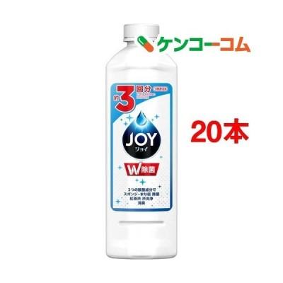 除菌ジョイ コンパクト 食器用洗剤 詰め替え ( 400ml*20本セット )/ ジョイ(Joy)