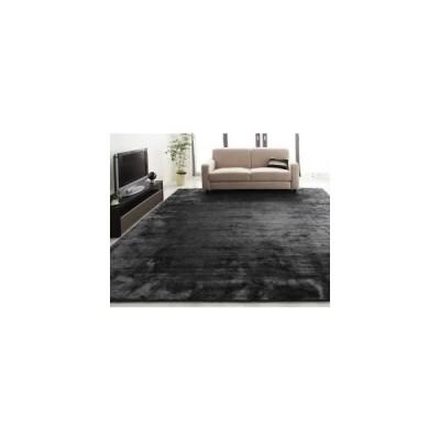 ラグ ラグマット カーペット おしゃれ 北欧 安い 絨毯 厚手 極厚 ふかふか ファーラグ 261×261 4畳半 5畳 ブラウン 茶色 防音