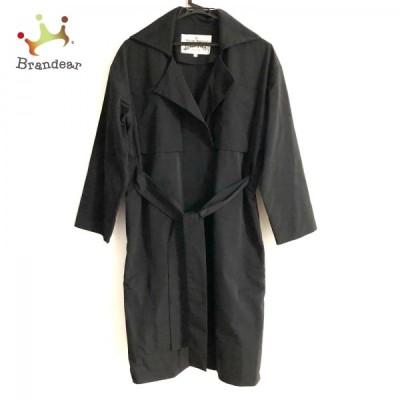 ヴィヴィアンウエストウッドアングロマニア コート サイズ38 M レディース - 黒 長袖/春/秋 新着 20210302