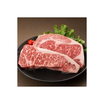 西原村 ふるさと納税 熊本県産 黒毛和牛ロースステーキ約200g×2枚
