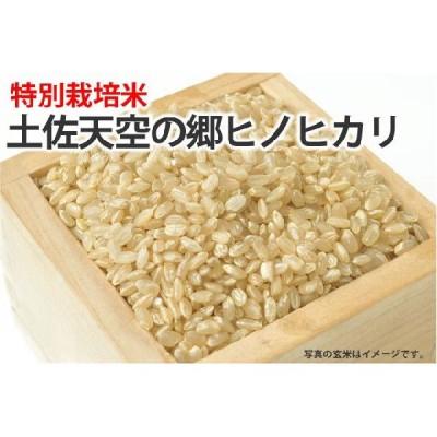 土佐天空の郷ヒノヒカリ【玄米】1kg