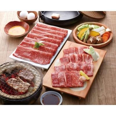松阪牛 焼肉とすきやき肉