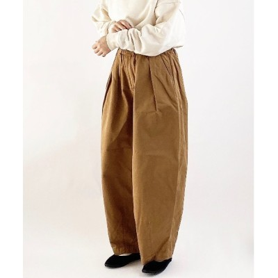 C.E.L.STORE / HARVESTY / ハーベスティ CHINO CIRCUS PANTS WOMEN パンツ > チノパンツ