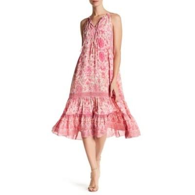 レベッカテイラー レディース ワンピース トップス Silk Dreamweaver Dress POWDER PINK