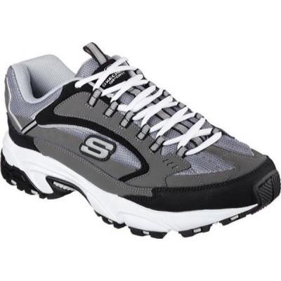 メンズサンダル スケッチャーズ カジュアル Skechers Sport Men's Stamina Nuovo Cutback Lace-Up Sneaker 正規輸入品