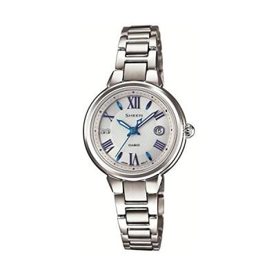 [カシオ] 腕時計 シーン ソーラー SHE-4516SBY-7AJF シルバー