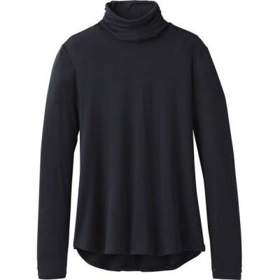 プラーナ レディース Tシャツ トップス Foundation Turtleneck