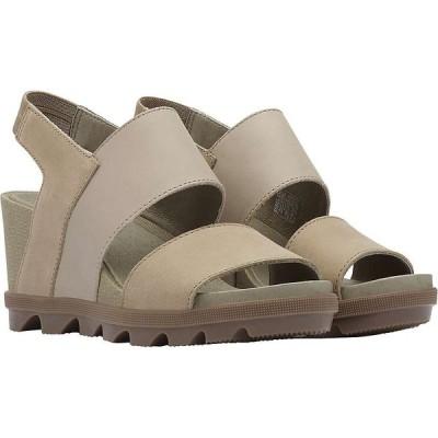 ソレル Sorel レディース サンダル・ミュール シューズ・靴 Joanie II Slingback Sandal Sage
